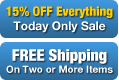 Free Shipping On Orders Of Over $50.00