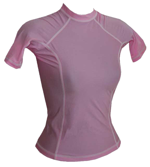 Womens UV Rash Guard