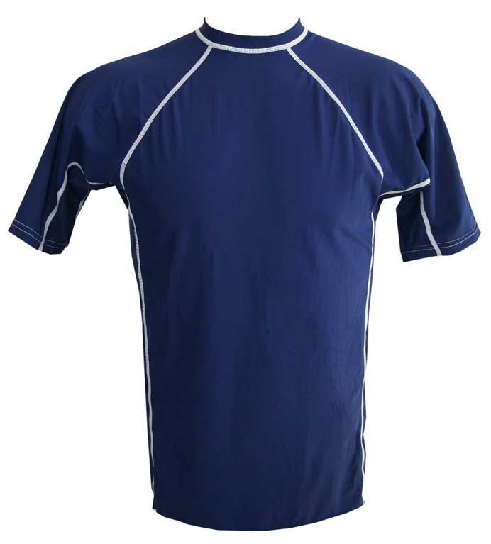 mens swimming shirt